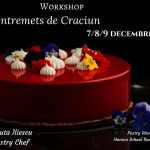 Workshop Entremets de Craciun