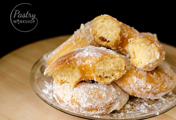 sweet potato fried donuts