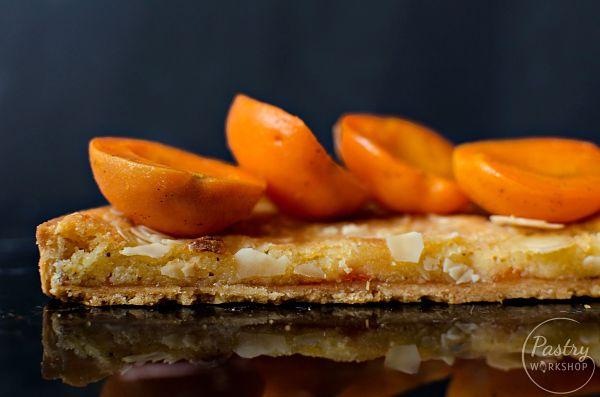 tonka apricot tart