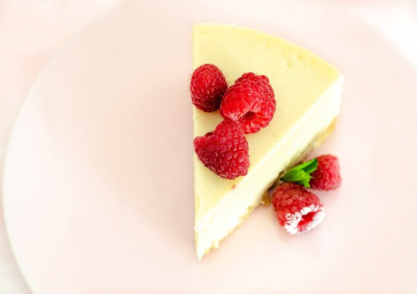 goat cheese cheesecake