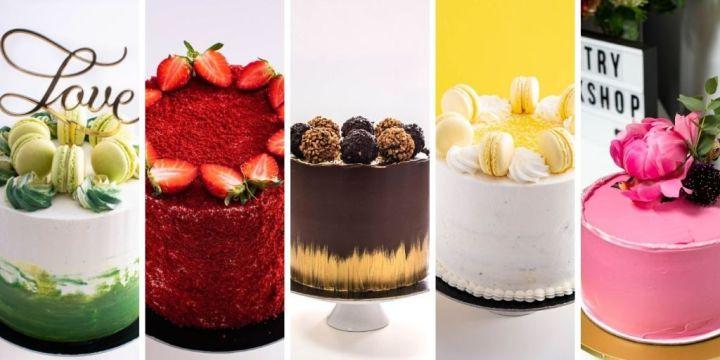 layered cakes ebook