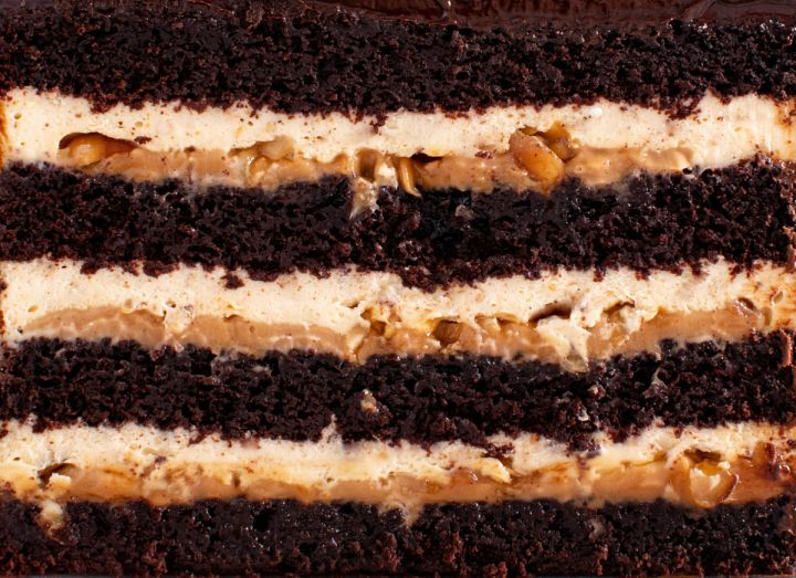 Tort Snickers