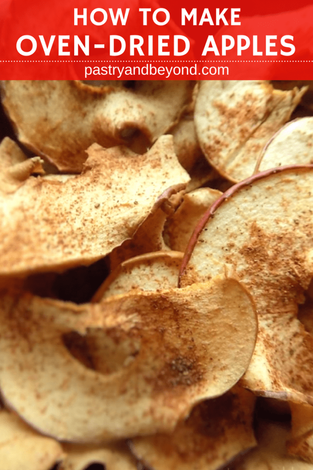 How to Make Oven-Dried Apples