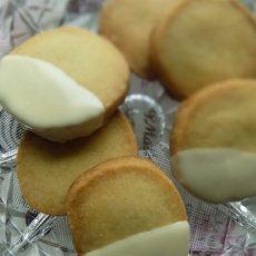 Easy Slice-and-Bake Vanilla Cookies