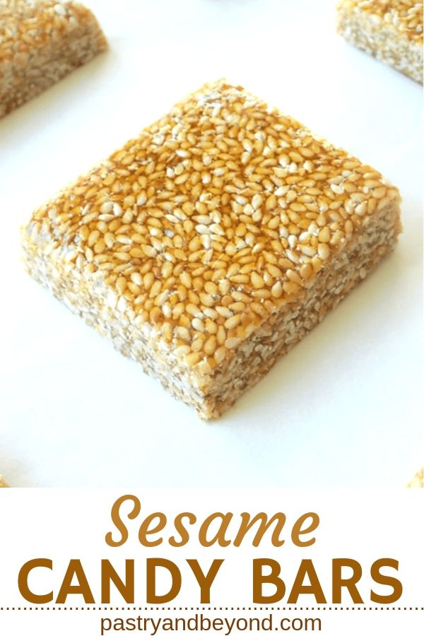 Sesame Candy