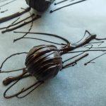 Healthy Hazelnut Raisin Truffles