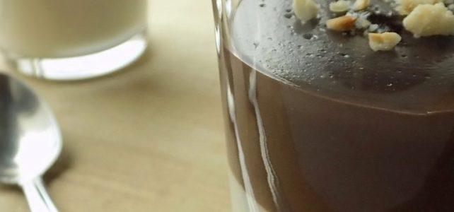 Vanilla & Chocolate Pudding