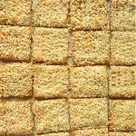 Sesame Crackers