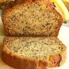 Simple Banana Bread Recipe