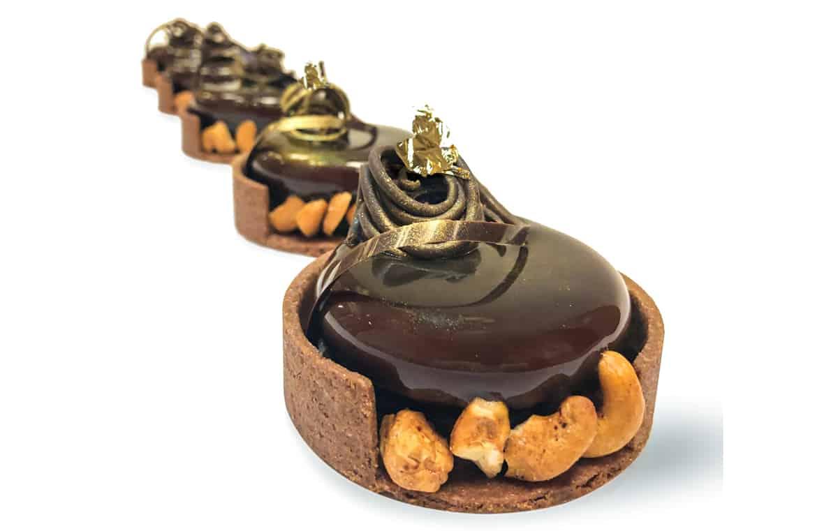 Tout Chocolat Tart