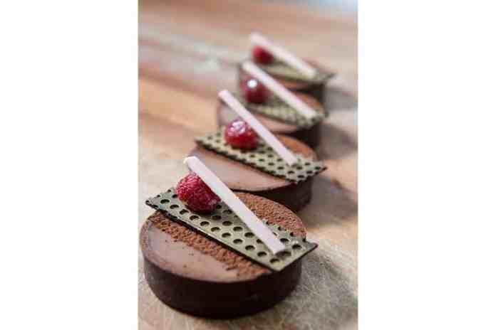 French Chocolate Tarts