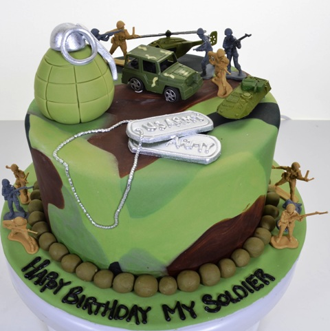 1807 - A Soldier's Birthday