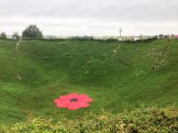Lochnagar Crater - by Jane Roberts