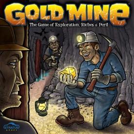 Gold Mine box front illustration