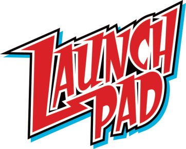 Launch Pad card game logo