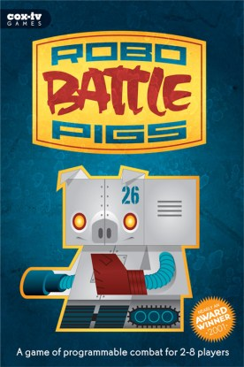 Robo Battle Pigs cover