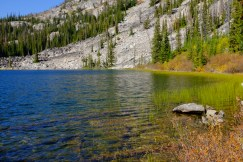 Wind Swept Waters of Camas Lake