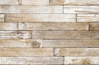 Sanded White Planks