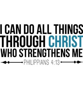 I Can…Say Amen To Anything