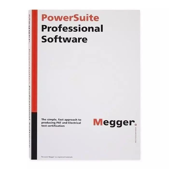 Megger Powersuite Professional Contractor Software