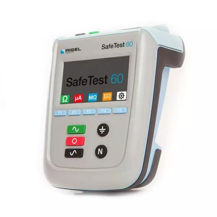 Rigel Medical SafeTest 60 PAT Tester