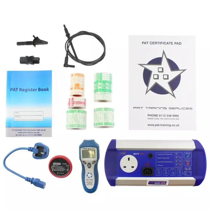 BATTPAT Kit (Choice of Kits)