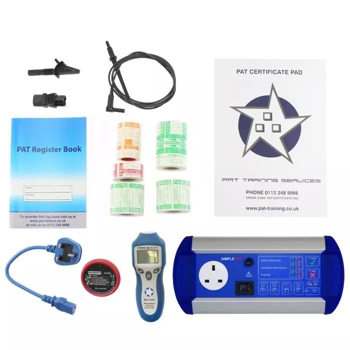 SimplePAT Kits (Choice of Kits)