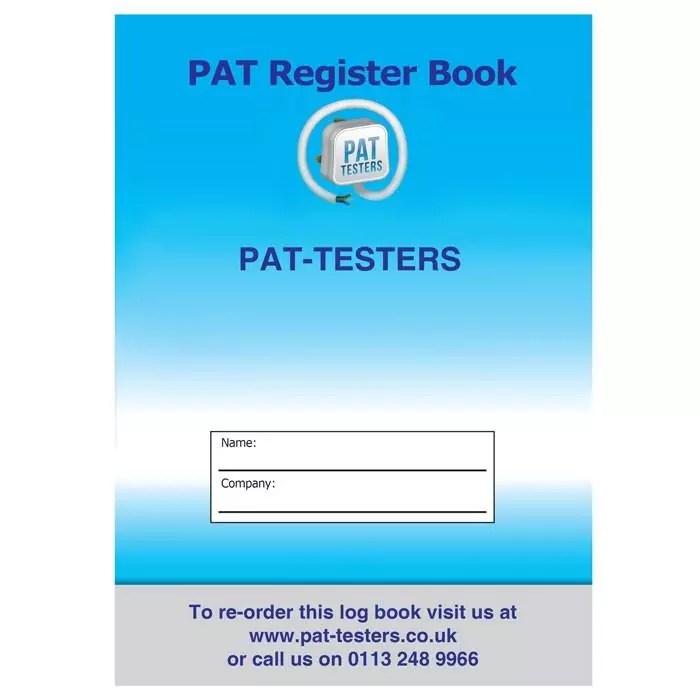 PAT Register Book