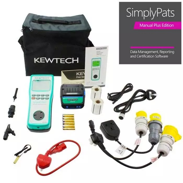 Kewtech SMARTPAT Pro Software Kit