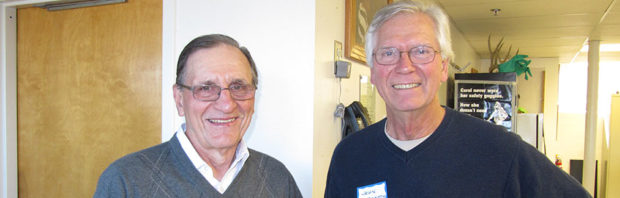 Honoring Jim Egenrieder
