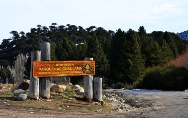 PN Lanín Neuquén
