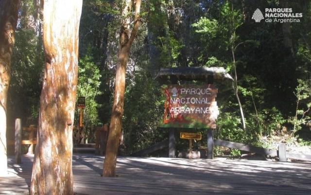 PN Los Arrayanes