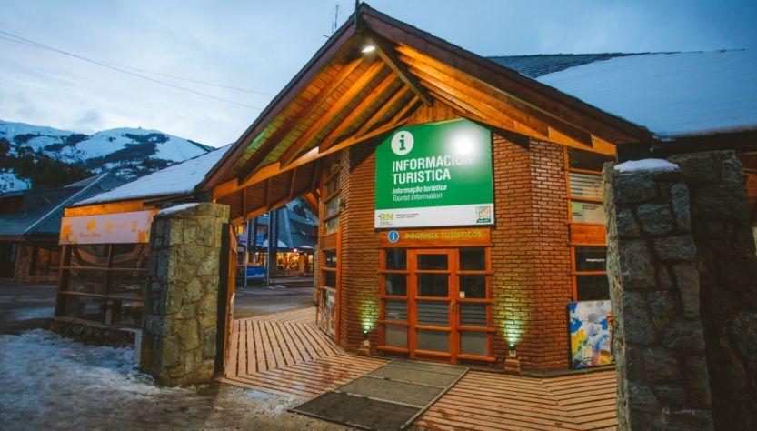 Nueva oficina de informes del Cerro Chapelco