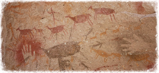 Pinturas rupestres, Cueva de las Manos Perito Moreno turismo