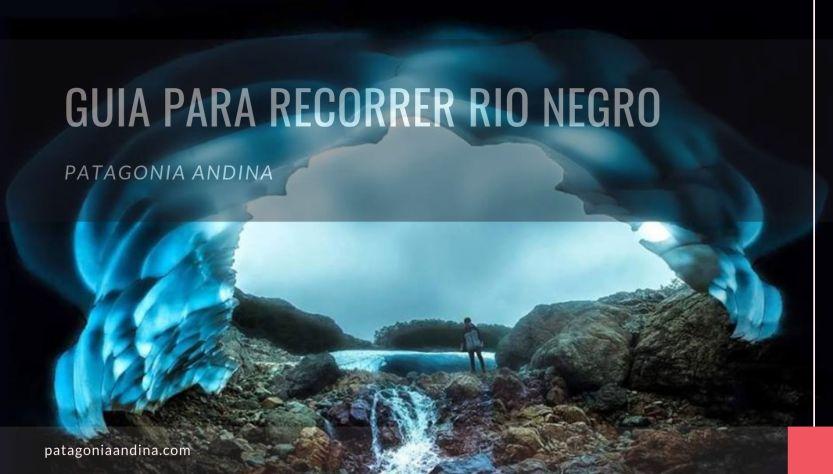 portada guía para recorrer Río Negro