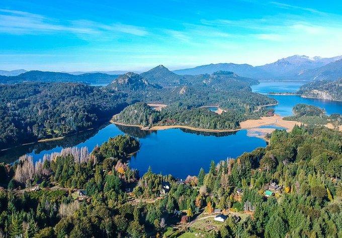 Parque Nacional Nahuel Huapi en Bariloche