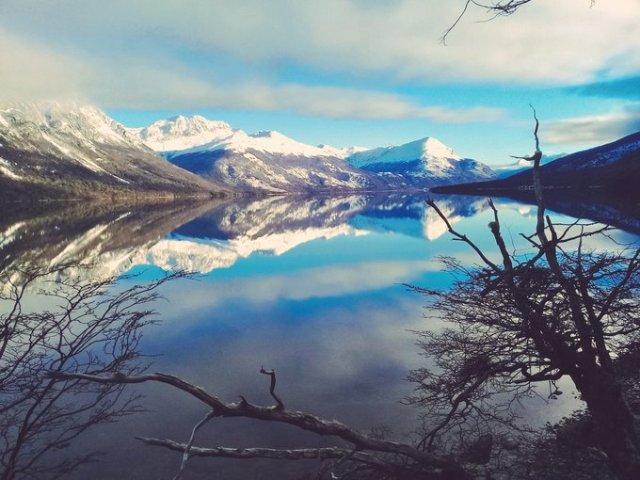 Reapertura del Parque Nacional Tierra del Fuego.