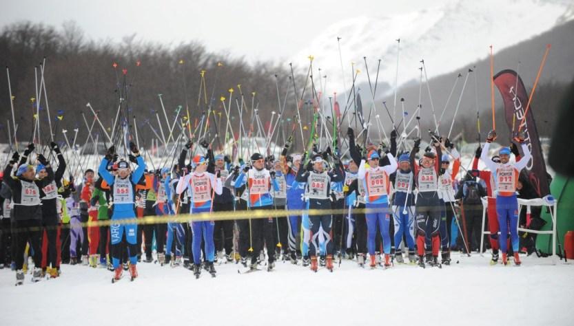 Evento de invierno en Ushuaia