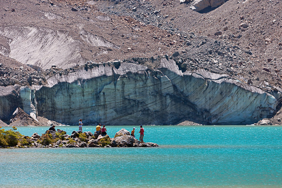 Laguna turquesa PN Los Alerces