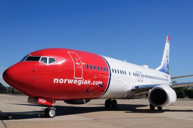 Norwegian, la primer low cost que llegará a Ushuaia