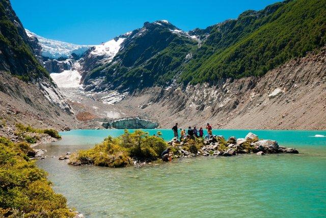 Trekking al Glaciar Torrecillas