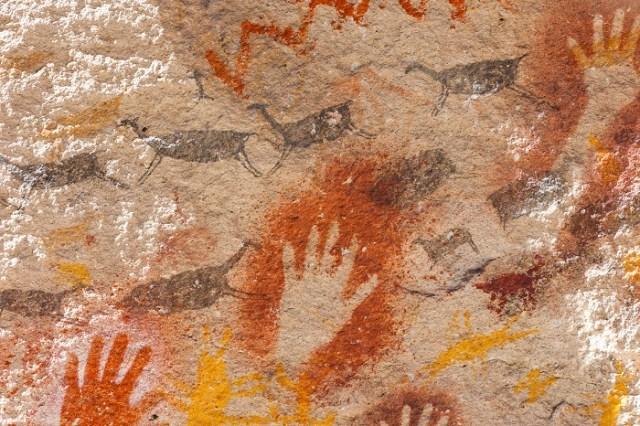 Cueva de las Manos. Guías en Santa Cruz.