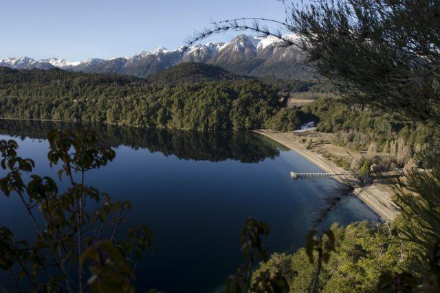 Mirador del Lago Espejo