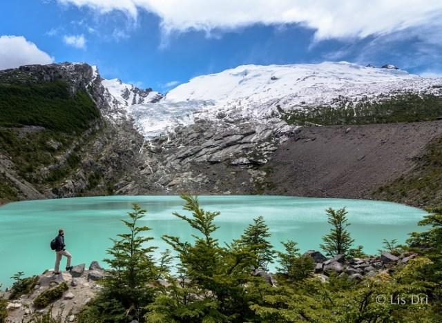 Avanza Huella Glaciares.