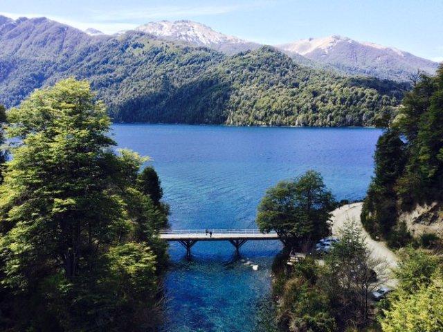 Lago Correntoso, Neuquén. 12 mejores lagos de la Patagonia