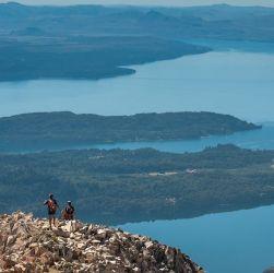 Competencia 4 Refugios en Bariloche