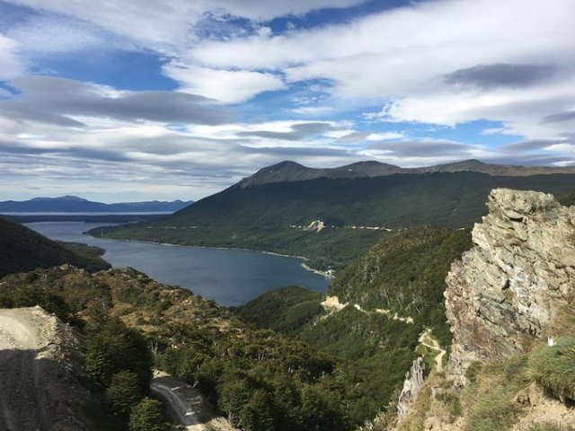 Lago Escondido, Tierra del Fuego.