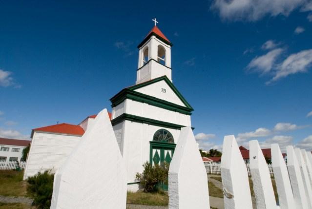 Iglesia salesiana, uno de las actividades para hacer en la localidad.
