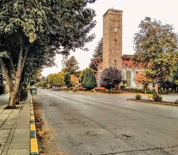 Centro Cívico de San Martín de los Andes.