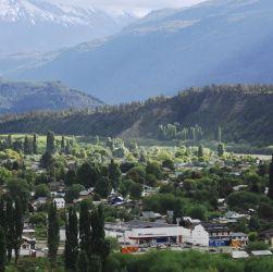El Bolsón y Bariloche unidos por un corredor seguro.